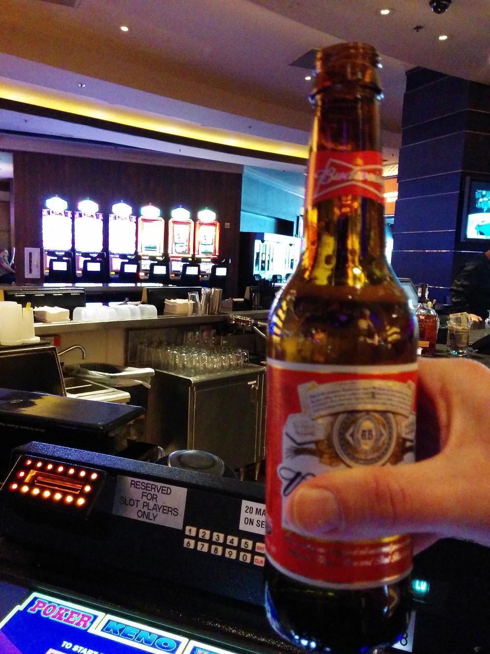 Bière casino Las Vegas