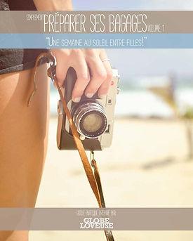 Couverture eBook Semaine au soleil entre filles