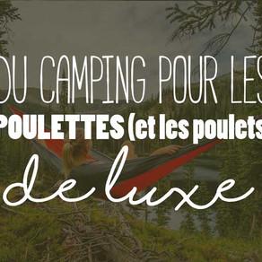 Camping, glamping et tralala