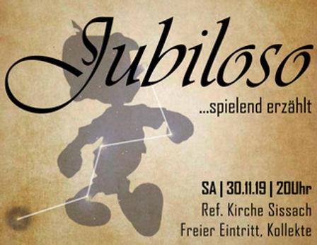 JUBILOSO - 30. November
