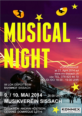 ERSTE MUSICAL NIGHT