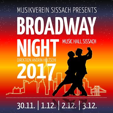 CROWDFUNDING für die Broadway Night