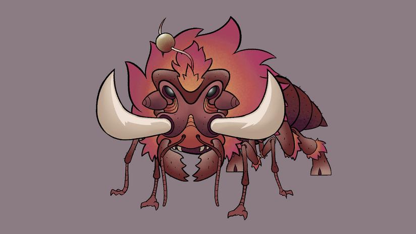Anti Grav Zombie Fire Ant Hog