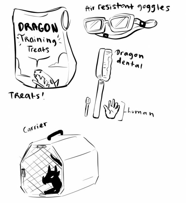 Dragon Concept