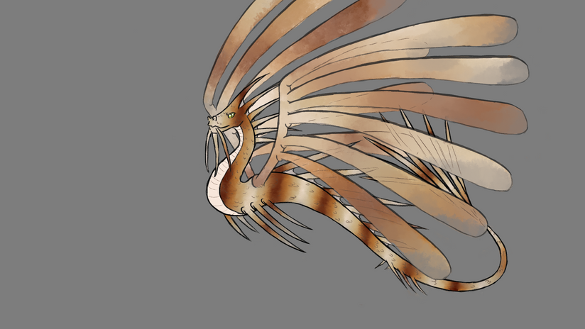Dragon Lionfish