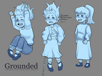 Grounded Animatic