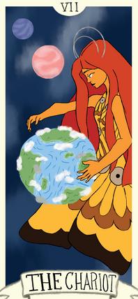 Earth Creation Tarot