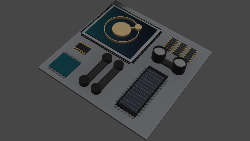 Gravity Chip