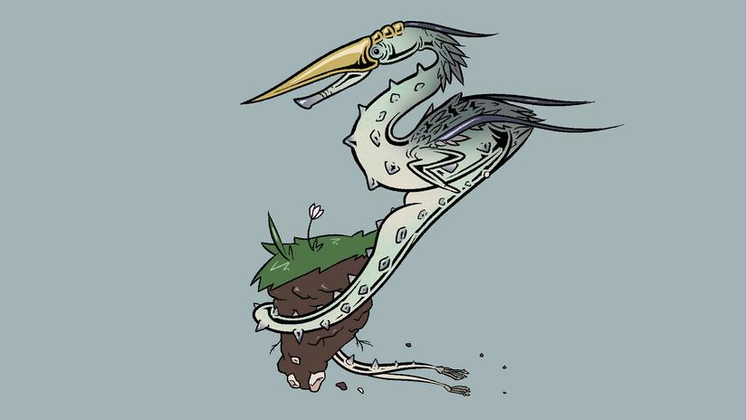 Anti Grav Seahorse