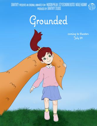 Grounded Animatic Movie
