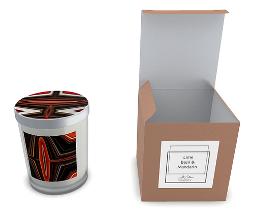 Contempo Natural Soy Candle