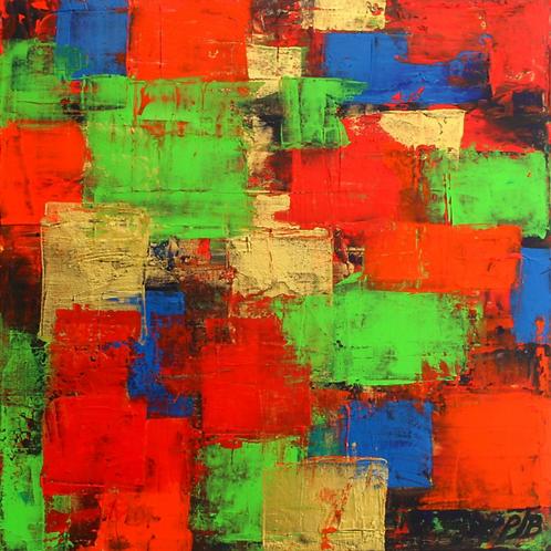Colour Square I