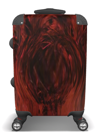 Pit of Fire Suitcase