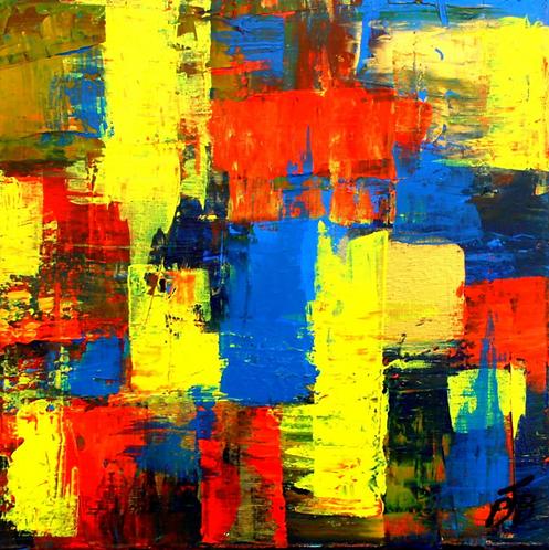 Colour Square III