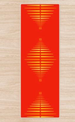 Lantern Yoga Mat