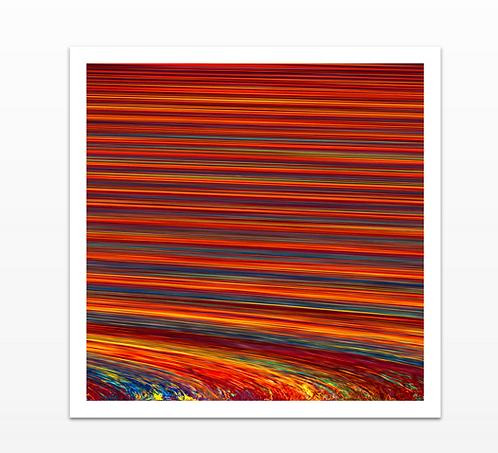 Sahara Burn - Canvas Print