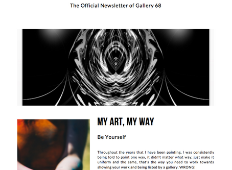 The Artist's Digest - Issue 1
