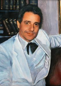 23 x 30cm Oil on Canvas Original Portrait