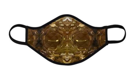 Goldeneye Facemask