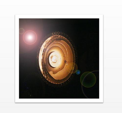 Wormhole - Canvas Print