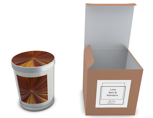 Light at the End of the Tunnel Soy Candle