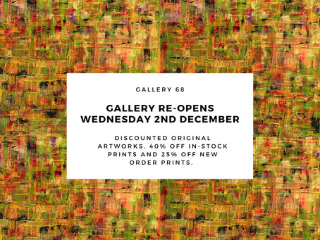 Gallery Re-Opening