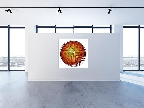 Inner Circle - Acrylic Print