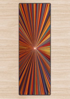 Light at the End of the Tunnel Yoga Mat