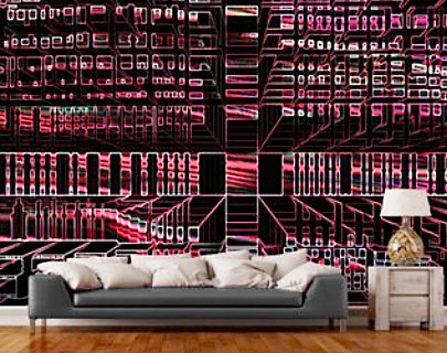 Digital Wall Mural