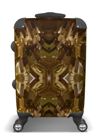 Goldeneye Suitcase