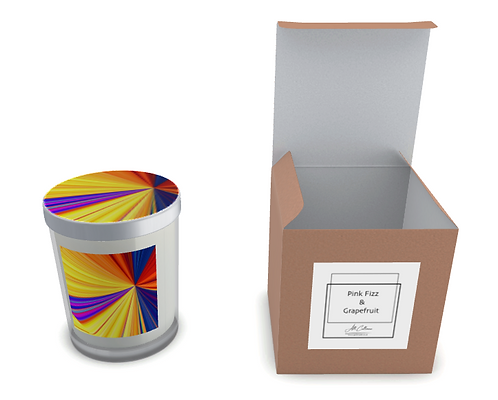 Essence of Colour Natural Soy Candle