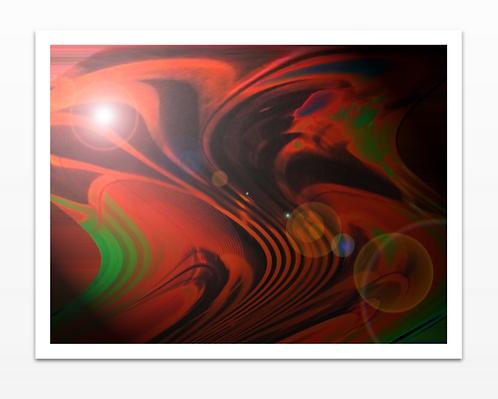 Moon Glow - Canvas Print
