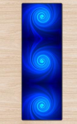 Vortex Yoga Mat