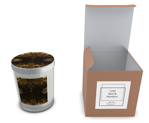 What Lies Beneath Natural Soy Candle