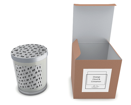 Graphix Natural Soy Candle