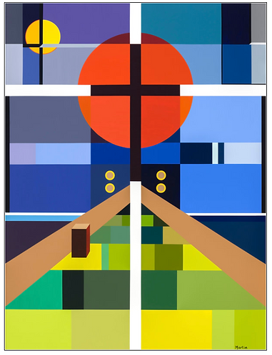 Onward Christian Soldiers - Signed Limited Edition Giclee Fine Art Print