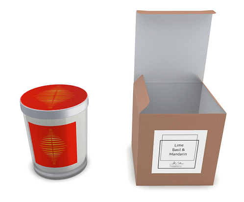 The Lantern Natural Soy Candle