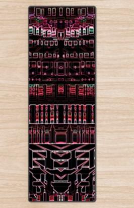 Digital Yoga Mat