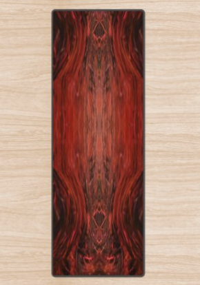 Pit of Fire Yoga Mat
