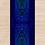 Thumbnail: Blue Archways 2 Yoga Mat