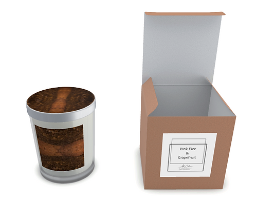 Anaeous Natural Soy Candle