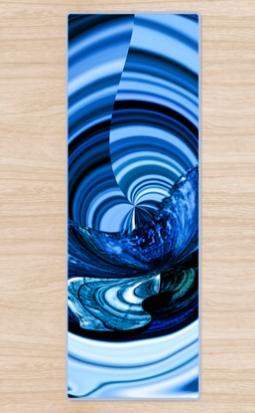 Raindrop Yoga Mat