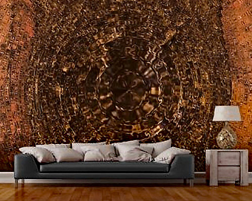 Anaeous Wall Mural
