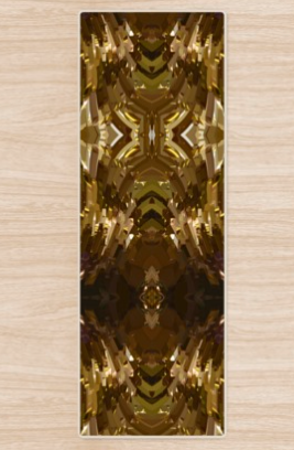 Goldeneye Yoga Mat