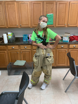 Week 2 of Critter Camp 2020