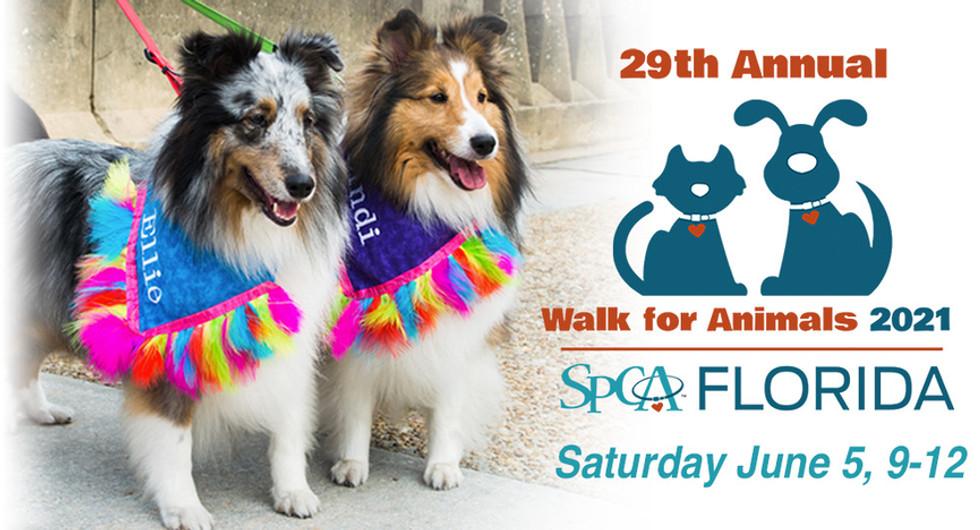 2021 Walk for Animals