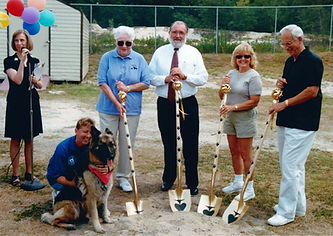 Groundbreaking of SPCA Florida's Spay/Neuter clinic