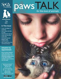 SPCA Florida Newsletter May 2021