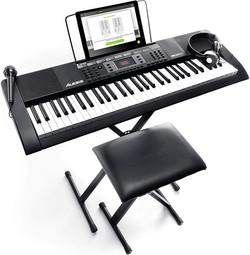 Alesis keyboard package