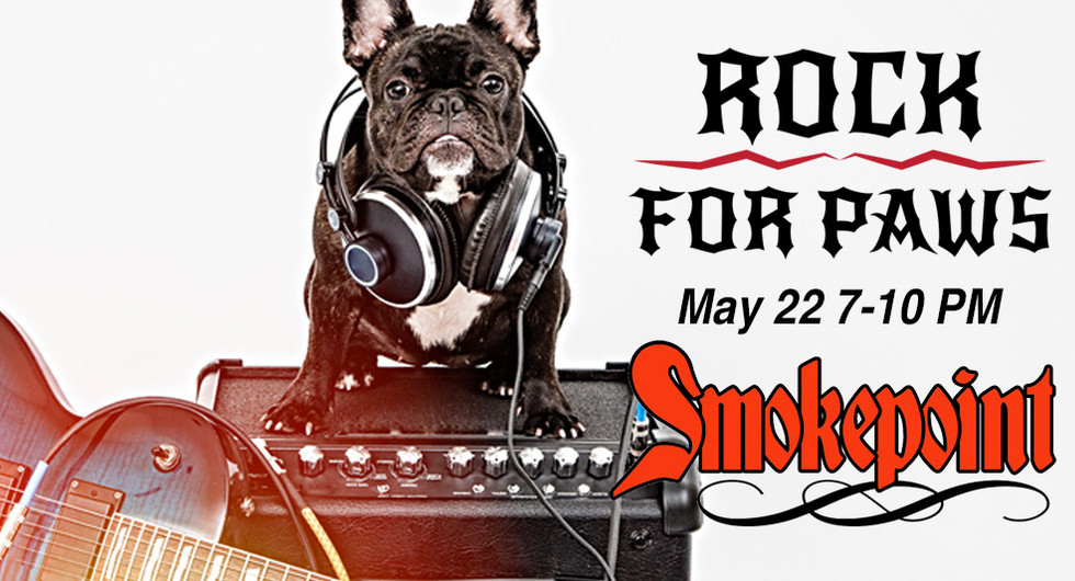 2021 Rock for Paws